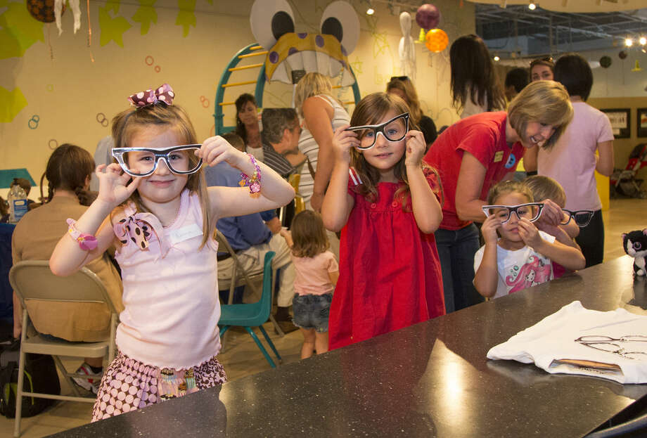 Join The Woodlands Children's Museum and TOMS on World Sight Day, Thursday, Oct. 8, for fun activities designed to emphasize the importance of good vision.