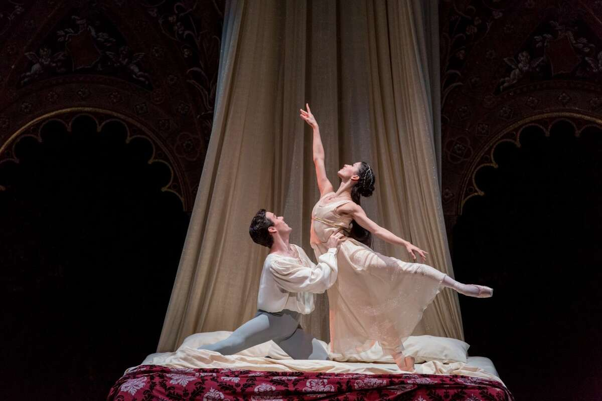 Romeo and Juliet by the Houston Ballet.