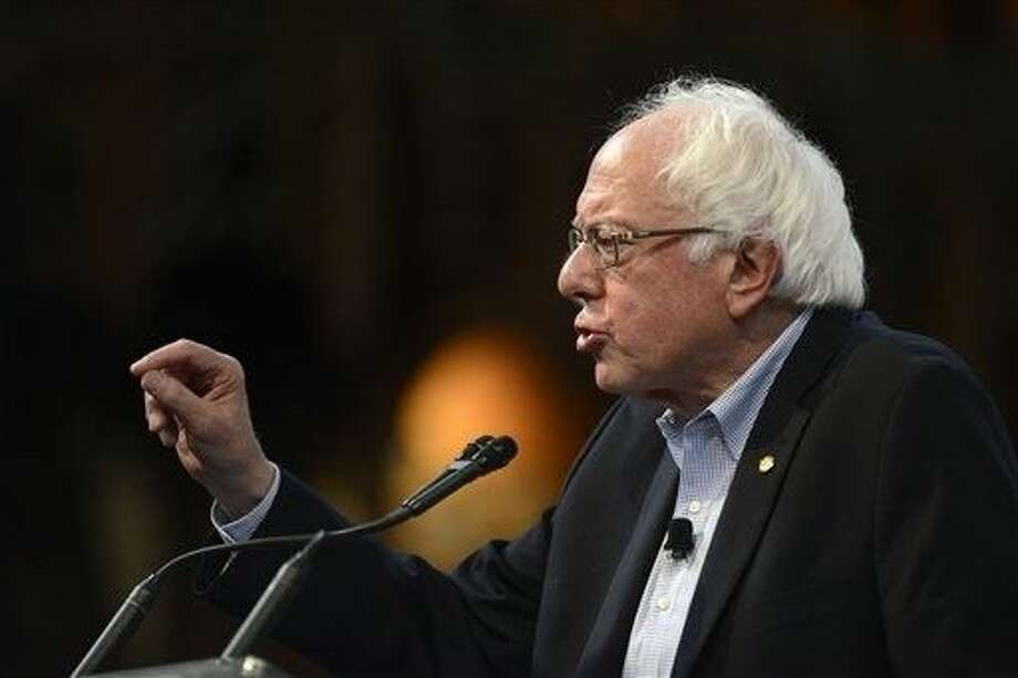 """After seven years of the political drama known as """"Obamacare,"""" you might think voters would be tired of big ideas for revamping health care. If so, the presidential candidates seem to have missed the memo. On the left, part of the appeal of Sanders is his years-long advocacy of """"single payer,"""" a tax-supported, Medicare-like plan for all. Photo: Paul Beaty"""