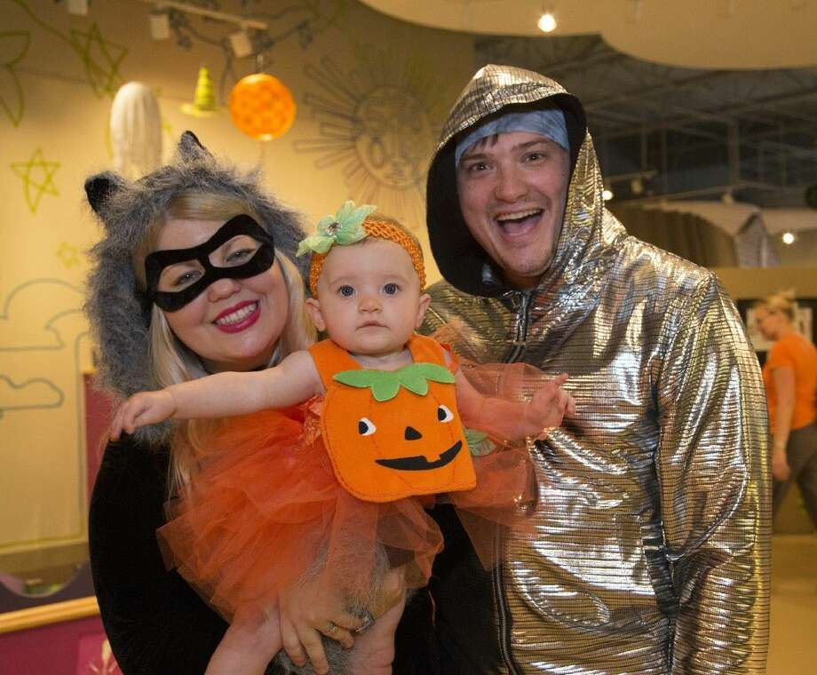 Dress in costume and join The Woodlands Children's Museum for its fun, safe and not-at-all scary Original Halloween SpookTackular at 4 p.m. on Saturday, Oct. 31.