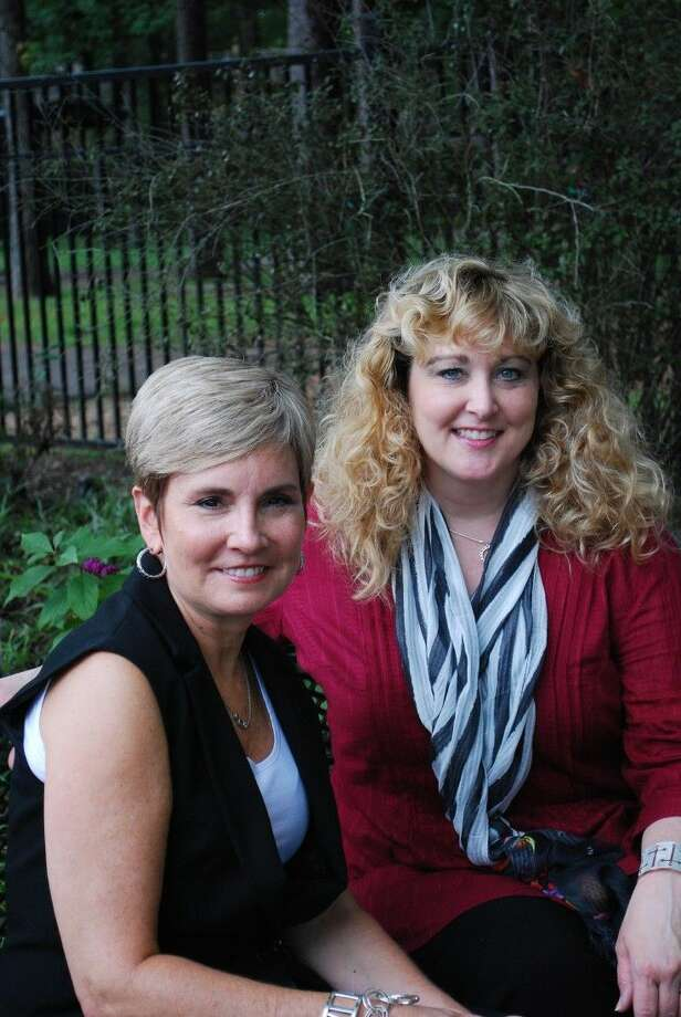 Debbie Slack and Susan Griffin, co-chairs, A Legacy of Style