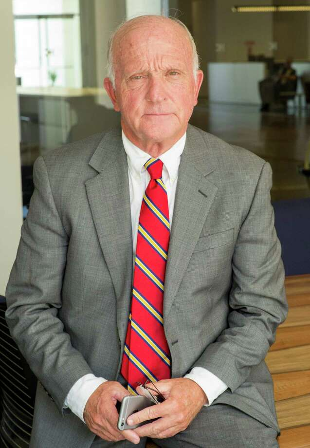 Judge Lawrence Meyers is seeking re-election to the Texas Court of Criminal Appeals, Place 2.  (Photo: JeremyCarter/ Houston Chronicle) Photo: Elizabeth Pudwill