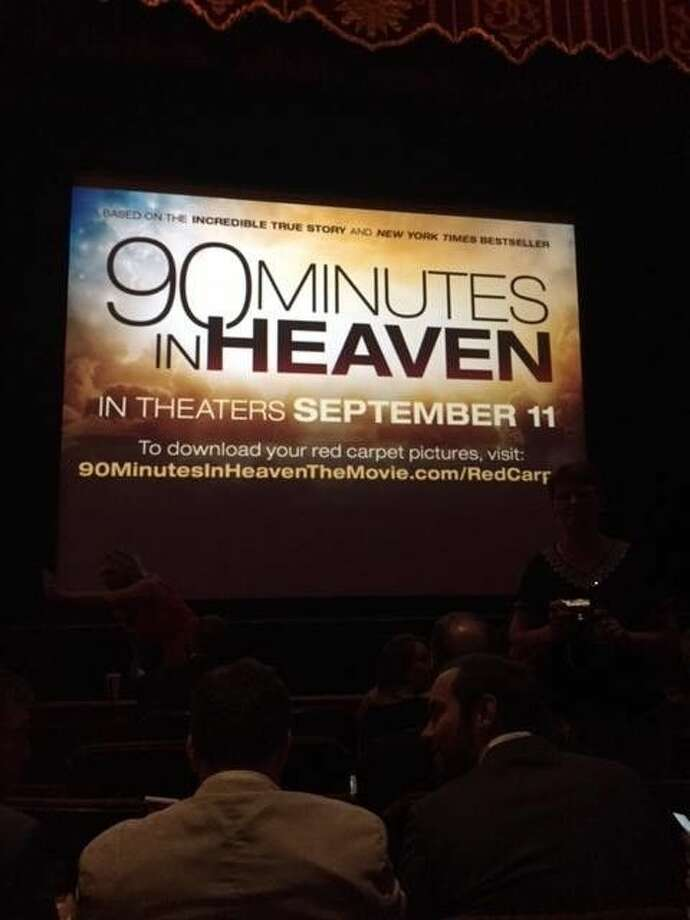 Pasadena minister Don Piper's book, 90 Minutes in Heaven, has been adapted into a film. The film was released in September and recounts Piper's experience after a car accident.