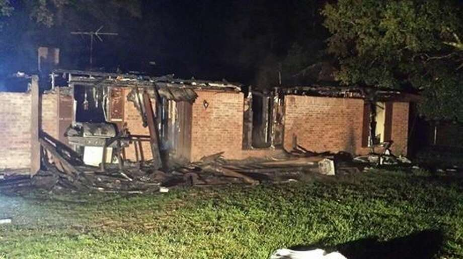 New Caney and Splendora Fire Departments responded to a house fire Saturday night that killed a 55-year-old man.