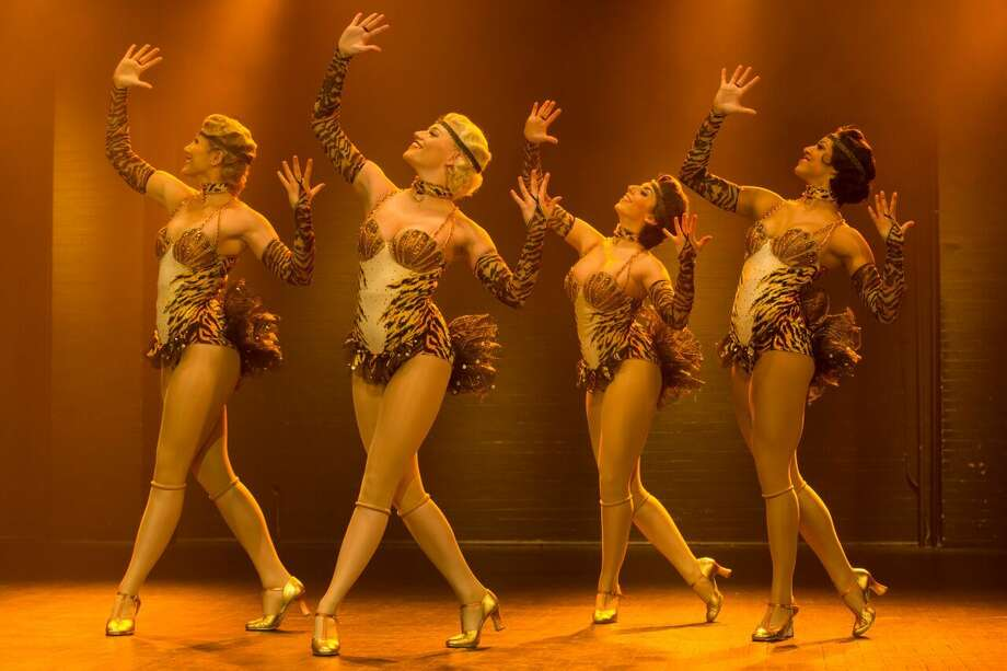 Broadway at the Hobby Center will present Bullets Over Broadway Dec. 27 through Jan. 2.