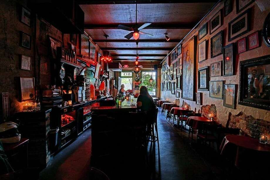 Houston's La Carafe is one place guests can visit this Halloween to make the holiday hauntingly fun.