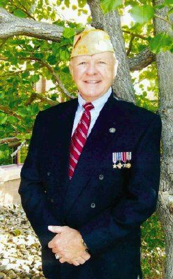 Humble resident John Heimburger will be the keynote speaker at the Humble High School's Veterans Day program on Nov. 2014.