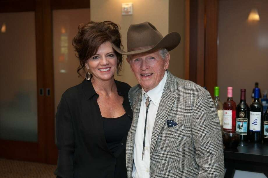 Robin and Jack Burke were honored at the 16th annual Jeans & Jewels gala on Saturday, Oct. 18. The event raised more than 716,000 for Northwest Assistance Ministries. Photo: KW Photography