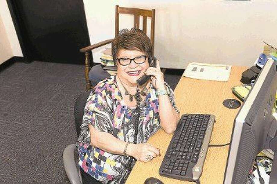 Wanda is back in the office smiling and greeting customers. She is happy to share her story with callers and visitors.