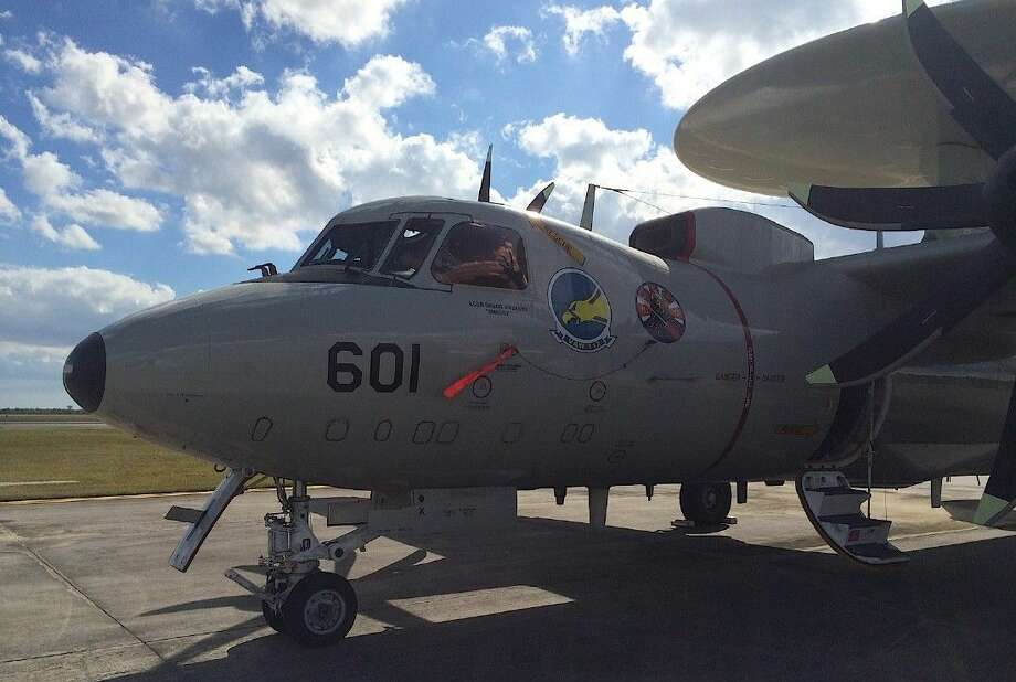 The E-2D Advanced Hawkeye. Photo: Stacey Glaesmann