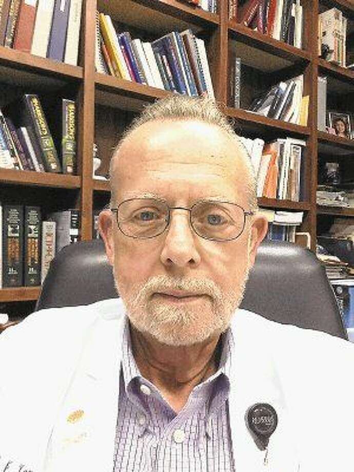 Dr. Theodore Tenczynski, retired oncologist. Photo: Dr. Theodore Tenczynski