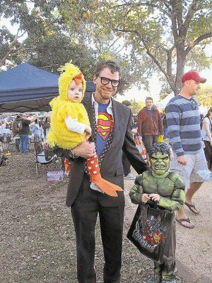 "The Friendswood Chamber of Commerce presents its 14th Annual ""Halloween in the Park"" this Sunday, October 27, 2013 from 6:00pm - 8:00pm for kids ten and under. This event will be held in Stevenson Park in Friendswood. Local businesses will have booths to display their business and hand out goodies for the trick-or-treaters. This year's major sponsor is Better Homes and Gardens Real Estate, Gary Greene. For more information call the Chamber at 281-482-3329 or info@friendswoodchamber.com Photo: Courtesy Friendswood Chamber Of"