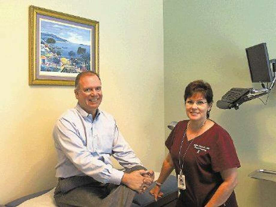 Richard Kranz was diagnosed with breast cancer in 2012. Dr. Arlene Ricardo, a breast surgeon affiliated with Memorial Hermann Southwest Hospital removed Richards cancer without chemotherapy.