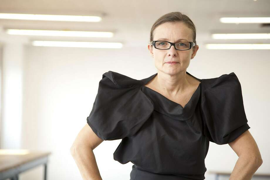 Arts of Fashion Foundation founder and president Nathalie Doucet. Photo: Emmanuel Laurent