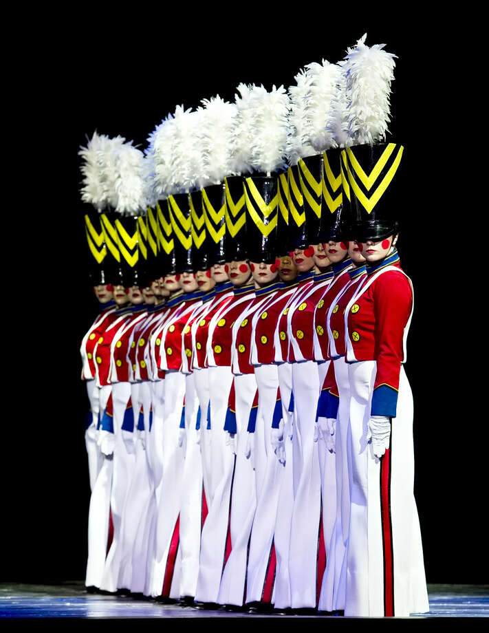 The Hobby Center presents a special autism-friendly performance of the Radio City Christmas Spectacular starring the Rockettes on Saturday, Dec. 6 at 10 a.m. Photo: GENE[SCHIAVONE