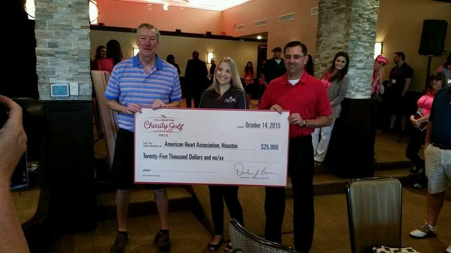 Halliburton Charity Golf Tournament Held In Kingwood Raises Over 3 Million Houston Chronicle