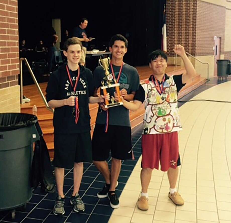Cypress Woods Students Place First At Computer Science Invitational