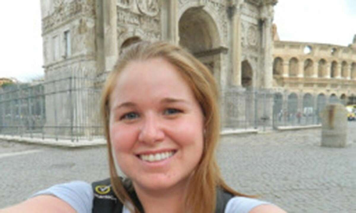 Lone Star College-Montgomery graduate Kerstin Alander is in Rome, Italy participating in a Texas A&M Agricultural and National Resources Policy internship to research and monitor global agricultural issues.