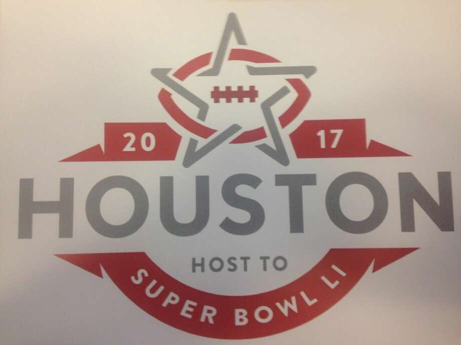 The Super Bowl LI logo was unveiled on Sunday prior to the Texans game against the Eagles.
