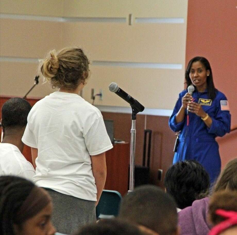 Nolan Ryan Junior High STEM Series Aims To Inspire