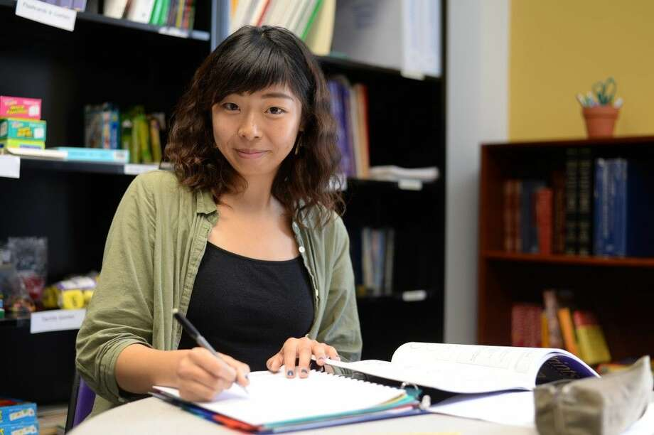 When Yayoi Kobayashi came to the United States a little over a year ago, she had already set a goal. She wanted to improve her English. Literacy Advance of Houston made that possible.