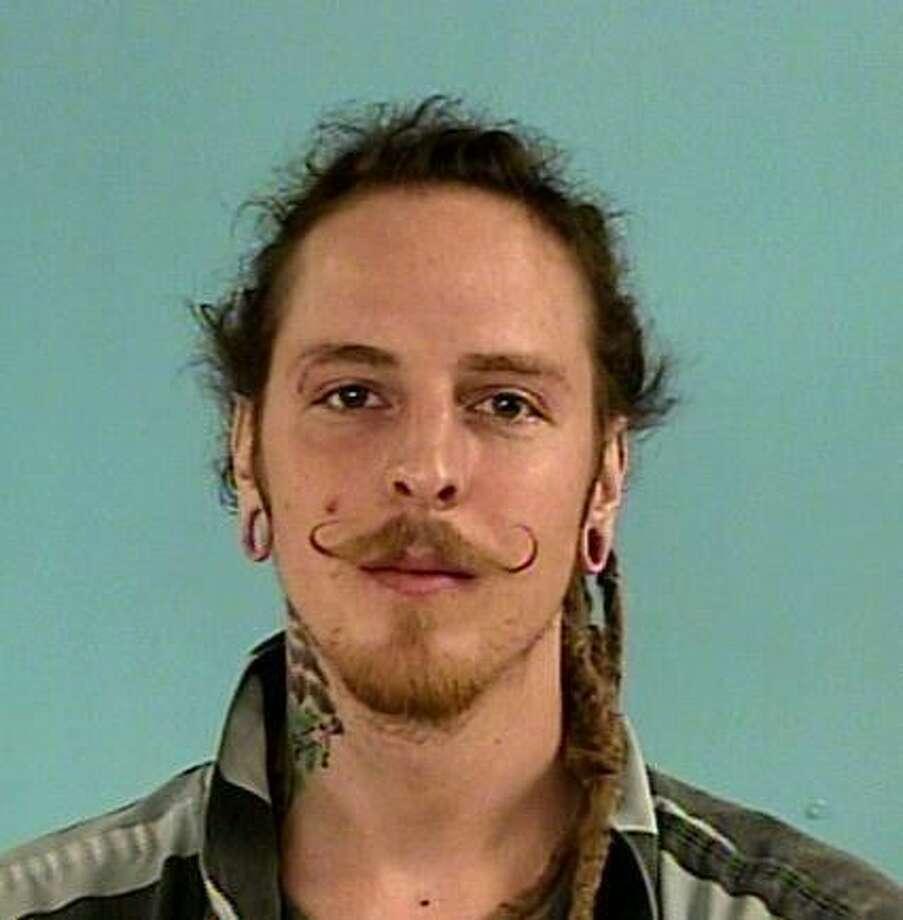 "CHURCHMAN, Brandon MichaelWhite/Male DOB: 05-17-1988 Height: 5'10"" Weight: 155 lbs. Hair: Strawberry Eyes: Green Warrant: #131212907 Order of Arrest Burglary of Habitation LKA: Bourough Park Dr, Spring"
