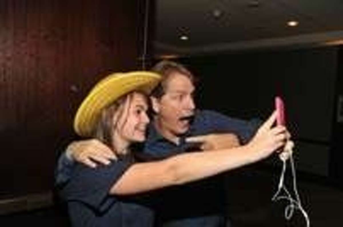 Pictured above are Boys and Girls Country resident Destiny and Comedian Jeff Foxworthy. Foxworthy visited with all the students of Boys and Girls Country attending the Heritage Award Dinner prior to his going on stage to perform. Photo courtesy of Alexander's Fine Portrait Design.
