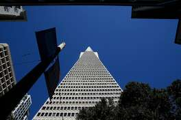 The Transamerica Pyramid will soon lose its 46-year title as the tallest building in San Francisco, instead the honor will go to the currently under construction Salesforce Tower.
