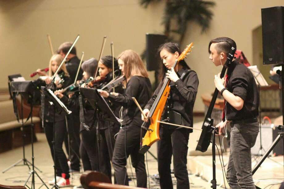 The Woodlands Youth Orchestra is accepting applicants for its upcoming season. Photo: Courtesy Photo