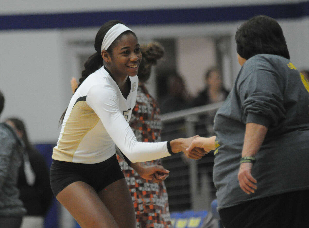 Porter's Sydney Williams was named the District 21-5A MVP recently.