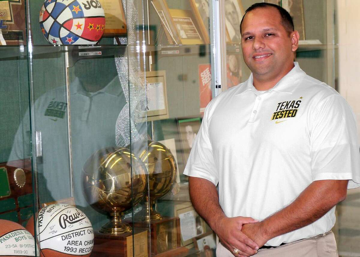 Pasadena High math teacher and football coach Cirilo Ojeda was recently honored with an on-line profile posted as part of the Initiative on Educational Excellence for Hispanics sponsored by the White House and U.S. Department of Education.
