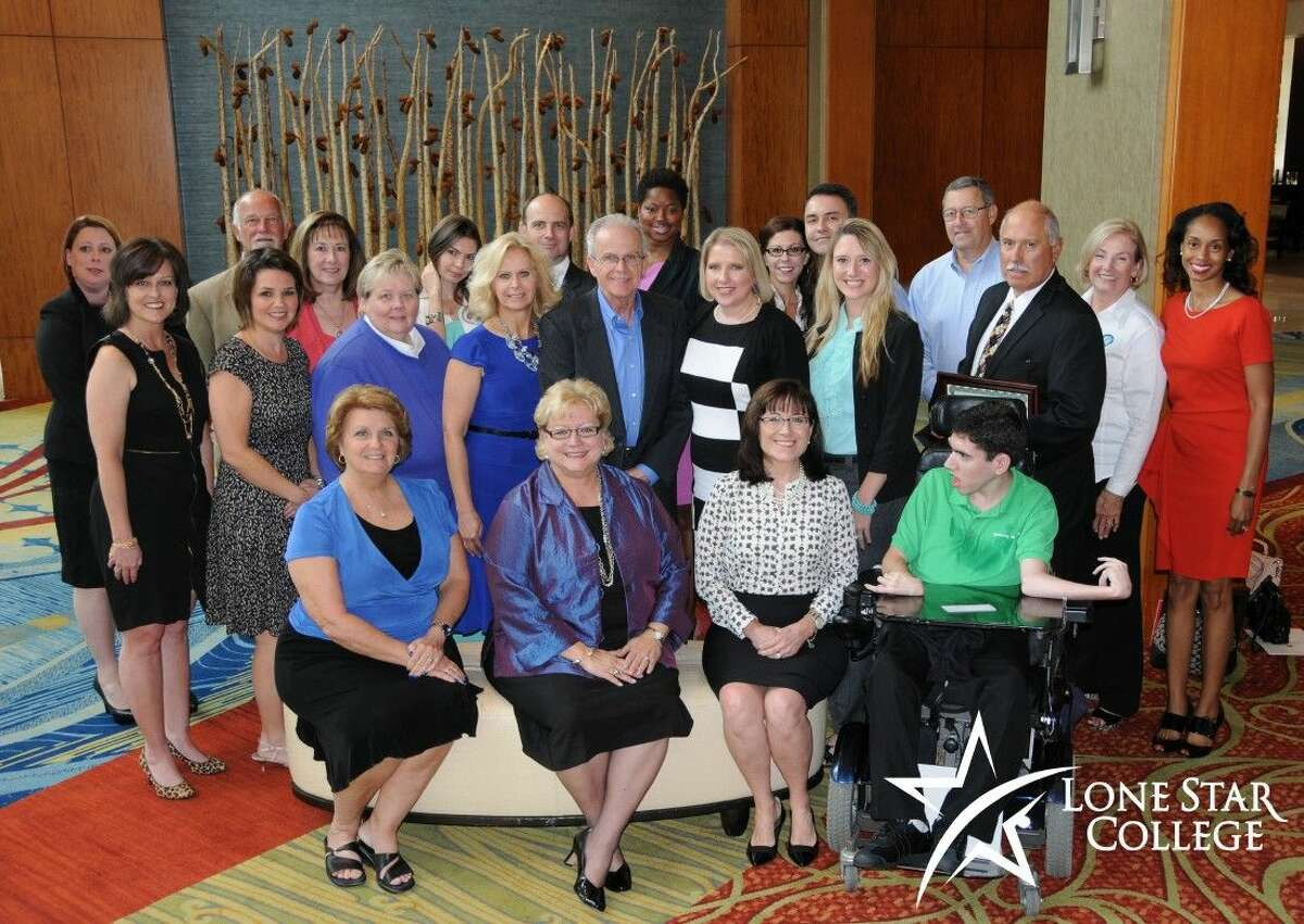 Finalists of the Lone Star College Small Business Development 2014 Small Business of the Year awards were honored during a recent luncheon.
