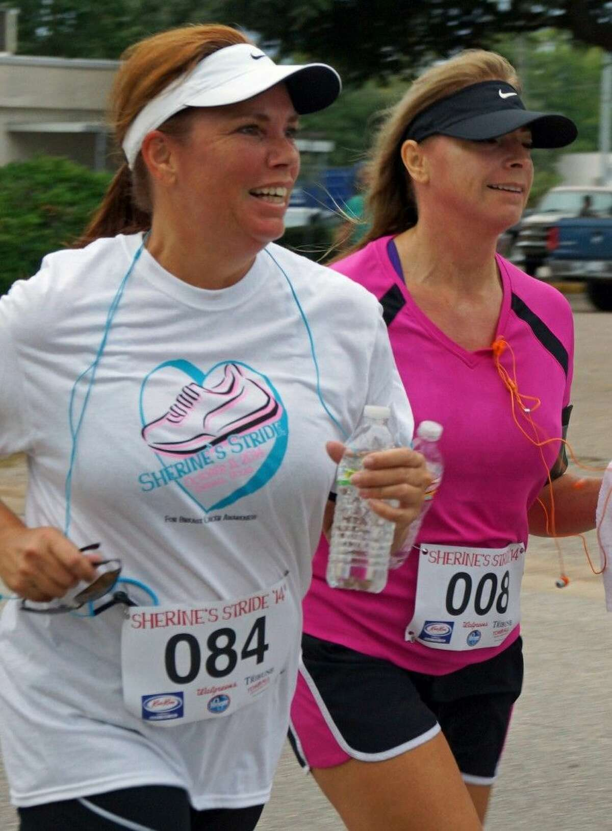 Runners at the City of Tomball's Second annual 5K