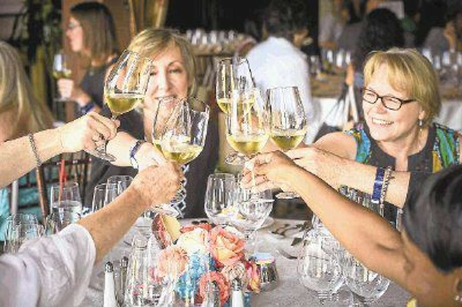 Ladies of the Vine Panel Luncheon features women winemakers, owners and experts who guide you behind the bottle to learn what it takes to get it to your taste buds. The event is set for June 10 from noon to 3 p.m. Photo: Photographer