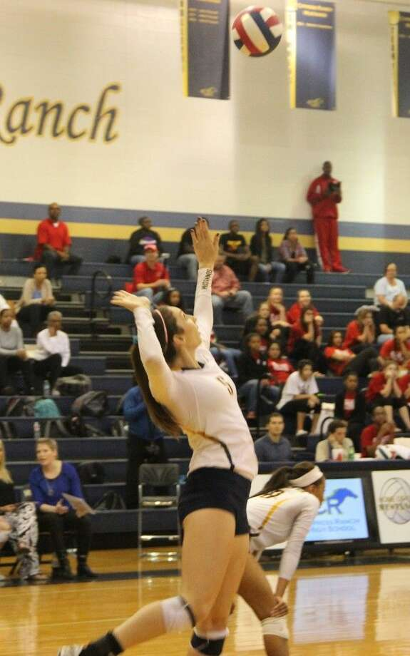 Shelly Fanning has committed to play for Baylor University in 2015. Photo: Clarissa Wells, Cy Ranch HS