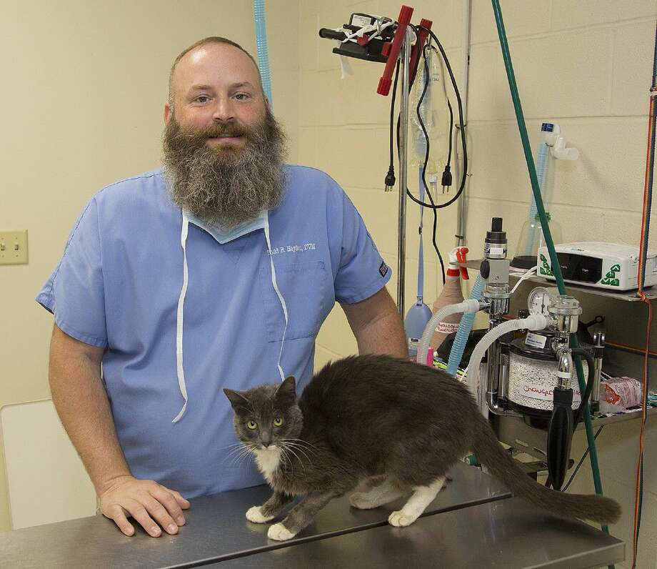 "Target Zero, a national charitable initiative dedicated to productively decreasing shelter intake and achieving a ""no kill"" shelter status, has offered a Fellowship to MCAS based on changes in policy and improvements at the shelter under the direction of director Dr. Todd Hayden, above, and passage by Commissioners Court of the Community Cat Diversion Program."