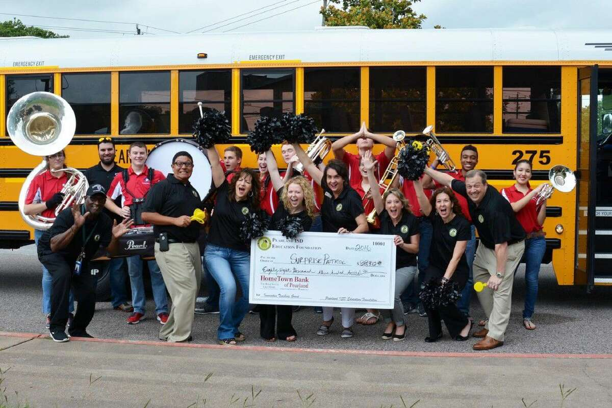 Pearland ISD Education Foundation rewards innovation with 88,312.26 in classroom teaching grants.