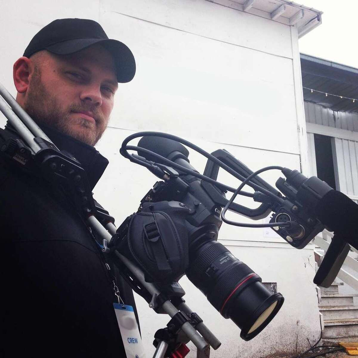 Andy Conner, a graduate of Dayton High School and Baylor University, just completed a new film.