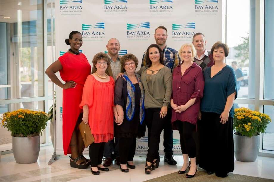 Bay Area Regional Medical Center held its first fashion show on October 1.