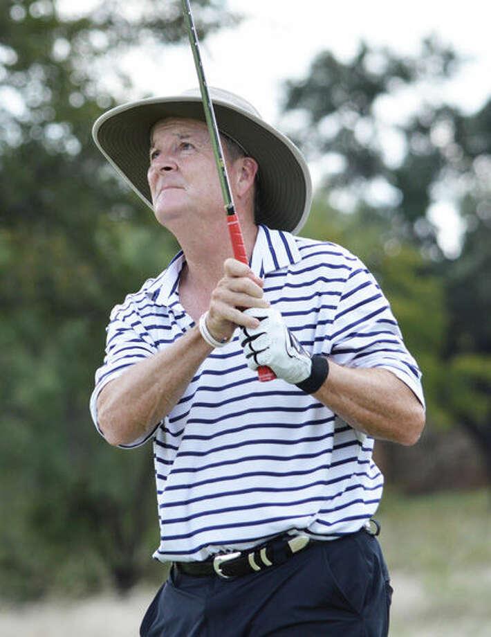 The Woodlands' Mike Booker was named the 2014 TGA Senior Player of the Year. Photo: Courtesy Photo
