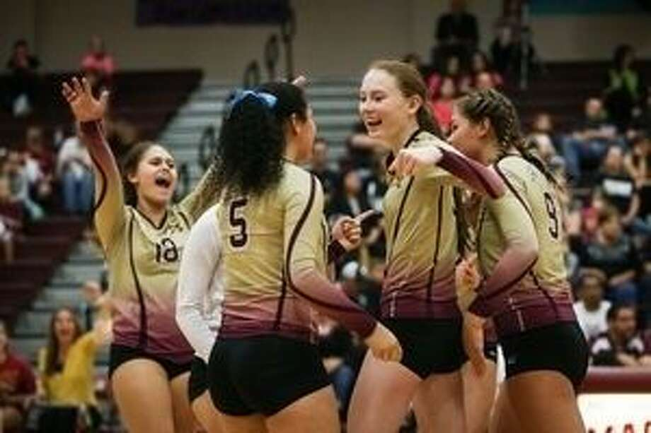 Magnolia West earned its first ever playoff berth with a sweep of Tomball Tuesday night. To view more photos from the game, go to HCNPics.com. Photo: Michael Minasi