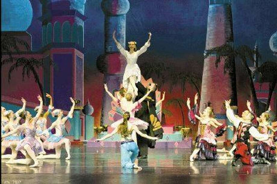 The Nutcracker Ballet, a familiar holiday tradition, will be presented by KIngwood Dance Theatre in the Atascocita High School Theatre Dec. 6-7.