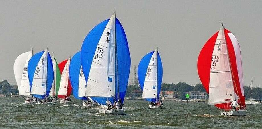 A grand total of 45 vessels participated in the J/Fest Regatta, hailing from locations throughout the United States. Sailors in six classes participated in 40 races over two days.