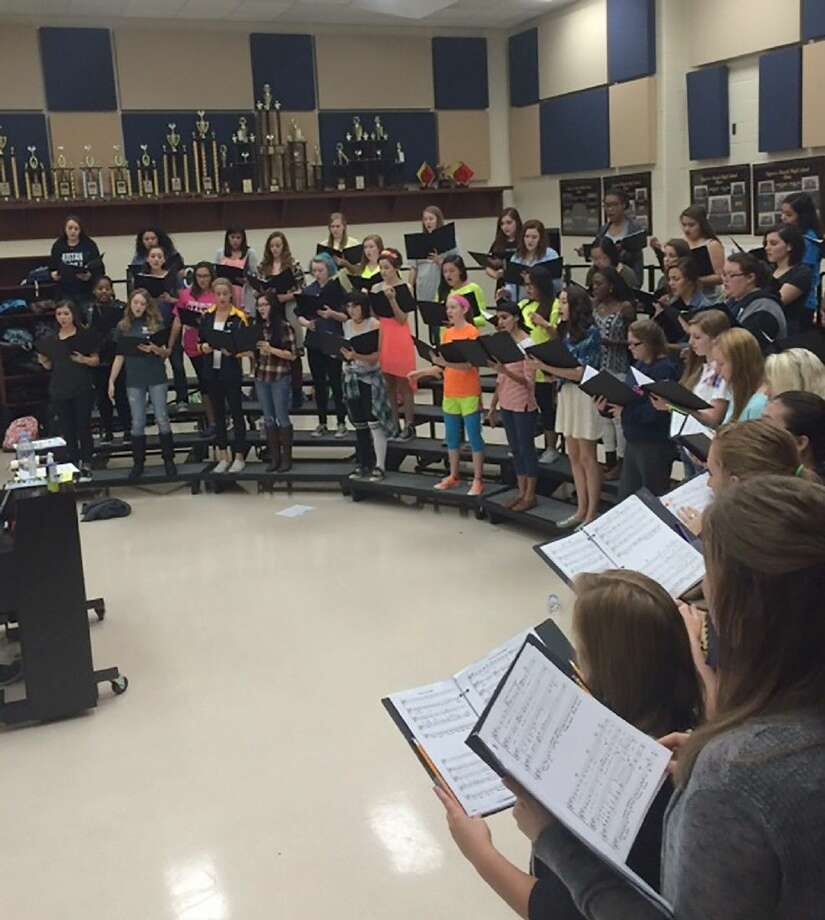 Cypress Ranch High School choir students were among the students throughout Brenham, Waller and Spring Branch school districts to qualify for TMEA All-Region performance recognitions. All-Region concerts will be held Nov. 7 at Tallowood Baptist Church.