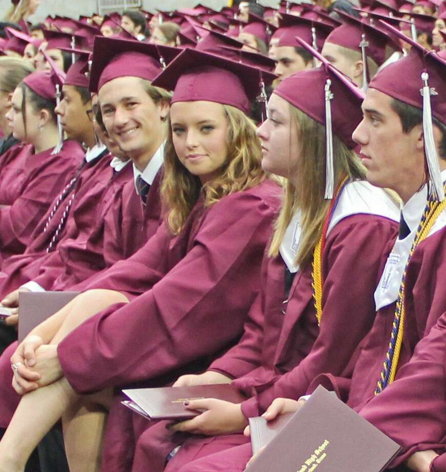 Families of Pearland ISD's class of 2017 may need to rearrange their graduation travel plans for the spring. Photo: Kristi Nix