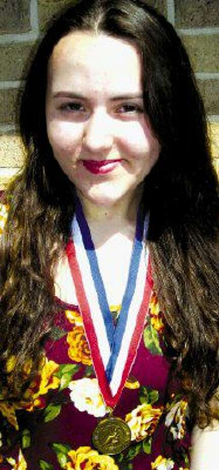 Hargrave High School sophomore Madison Barnes. Photo: Picasa