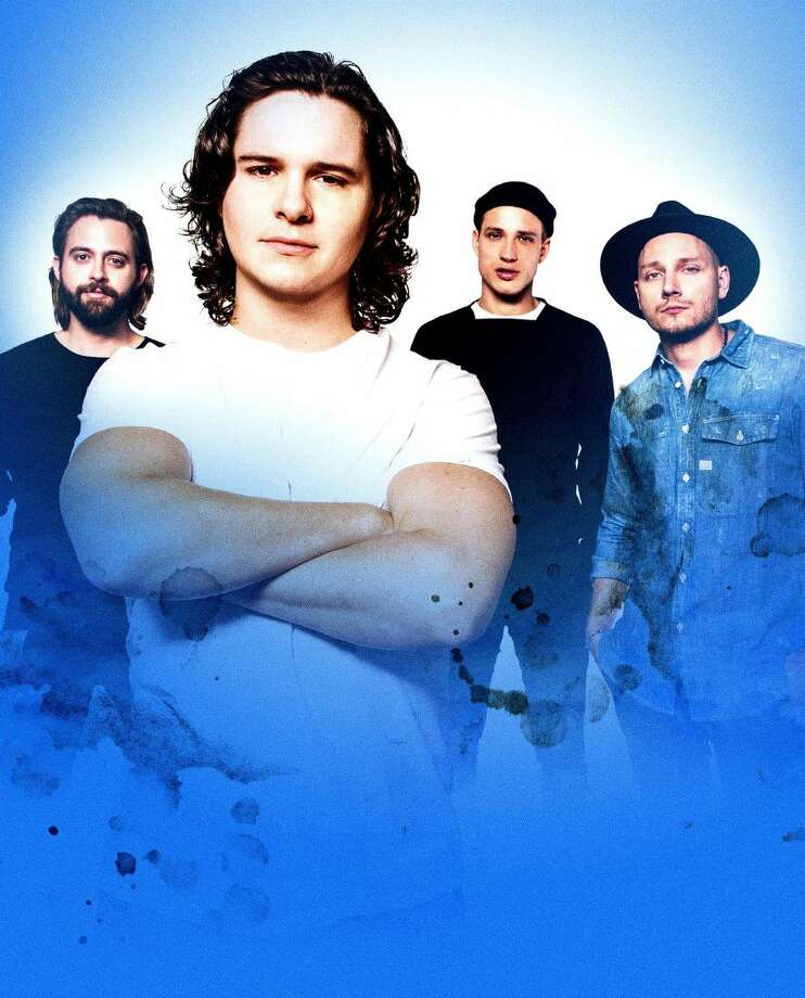 """Lukas Graham, whose hit single """"7 Years"""" just went triple platinum, will make a tour stop at House of Blues-Houston on Jan. 12. Photo: Courtesy Photo"""