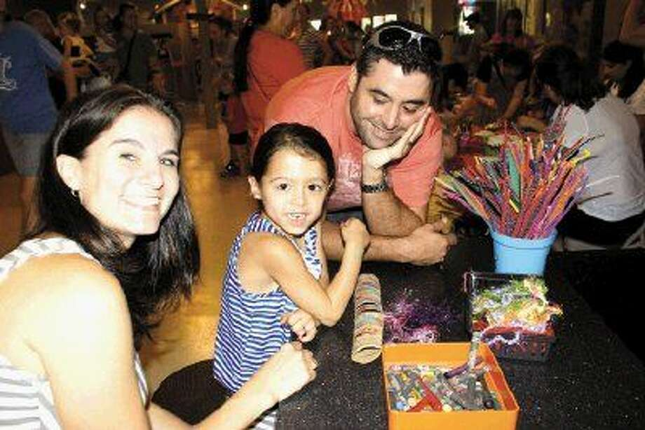 The Woodlands Children's Museum has designed a number of workshops to get young minds in the spirit of fall.