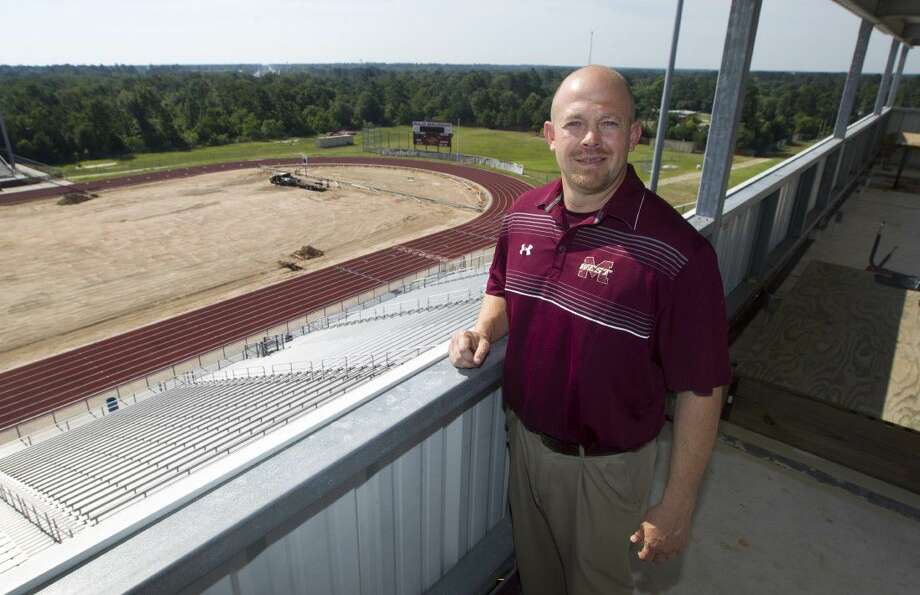 J.D. Berna will start his first season as a head coach when Magnolia West kicks off on its new artificial turf field this fall.