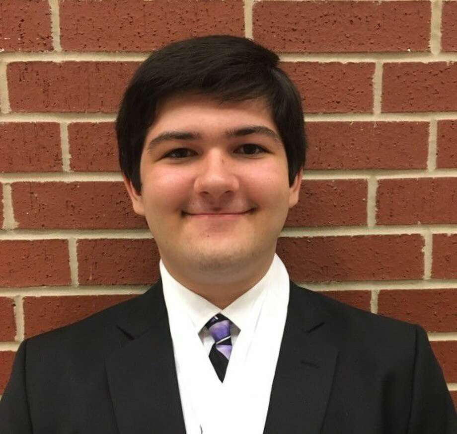 Selected is Nicholas Fernald, son of Daniel Fernald, project development director. Fernald is a senior at Clear Springs High School. He plans to attend Texas A&M University in College Station, Texas in the fall.